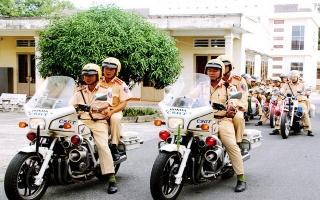 Bảo đảm trật tự an toàn giao thông kỳ thi THPT Quốc gia năm 2019