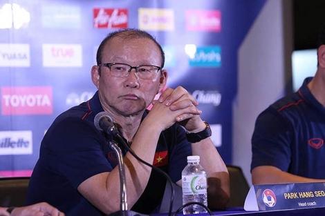 Điều khoản ít người biết trong hợp đồng của VFF với HLV Park Hang Seo