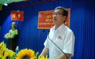 ĐBQH tiếp xúc cử tri Tây Ninh