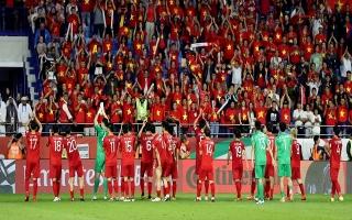 Lễ bốc thăm vòng loại World Cup 2022 khu vực châu Á sẽ diễn ra tại Malaysia