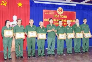Tân Châu: Tổng kết phong trào CCB gương mẫu