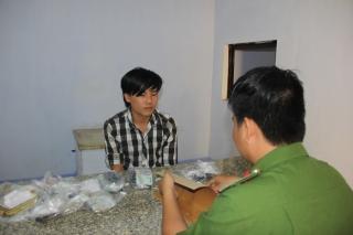 CA Hòa Thành: Triệt phá tụ điểm đánh bạc, thu giữ hơn 60 triệu đồng