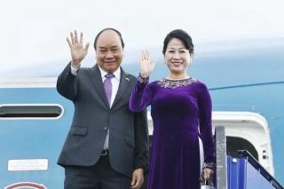 Thủ tướng Nguyễn Xuân Phúc lên đường tham dự Hội nghị Cấp cao ASEAN