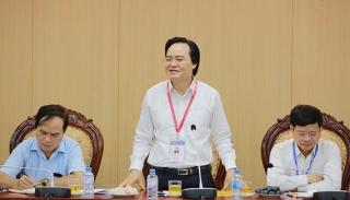 Bộ trưởng Phùng Xuân Nhạ lưu ý 5 vấn đề trước kỳ thi THPT quốc gia 2019