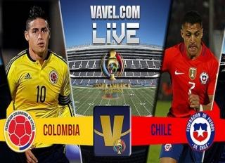 Lịch thi đấu tứ kết Copa America 2019: Đại chiến Colombia và Chile