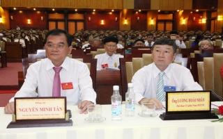 Đại hội đại biểu MTTQVN tỉnh Tây Ninh lần thứ X, nhiệm kỳ 2019-2024