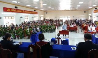 TAND Tân Biên: Xét xử 24 bị cáo tội đánh bạc và tổ chức đánh bạc