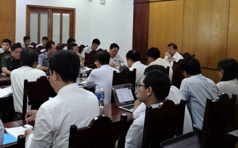 Tập trung xây dựng cơ sở dữ liệu dùng chung của tỉnh