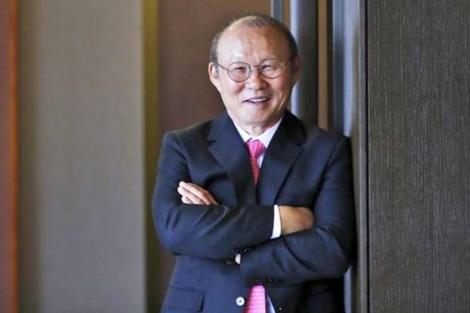 HLV Park Hang-seo: 'Tôi chưa từng làm gì để đòi hỏi lương cao'