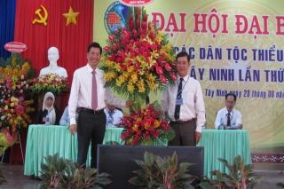 TP.Tây Ninh: Đại hội đại biểu các dân tộc thiểu số lần III năm 2019