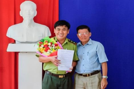 Bổ nhiệm Phó Hạt trưởng Hạt Kiểm lâm huyện Tân Châu