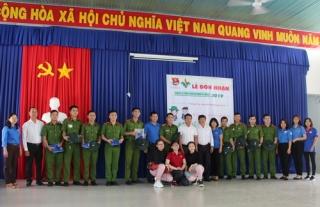 Hoà Thành: Đón sinh viên tham gia chiến dịch tình nguyện hè 2019