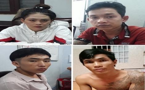 CA Hòa Thành: Tạm giữ hình sự 4 đối tượng mua bán, tàng trữ trái phép chất ma túy