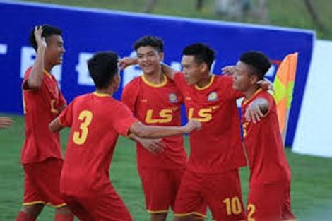 [Trực tiếp] U17 Tây Ninh - U17 Viettel