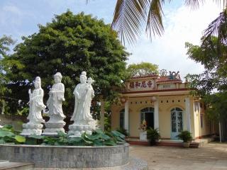 Chùa Phật ở An Hoà