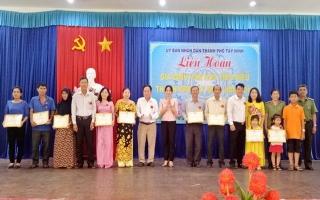 TP.Tây Ninh: Tổ chức Liên hoan Gia đình văn hóa tiêu biểu năm 2019
