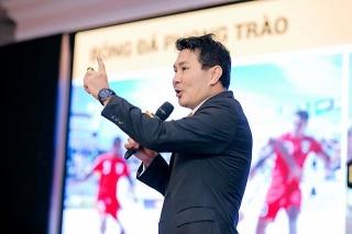 Ông Nguyễn Hoài Nam từ chối ứng cử Phó chủ tịch VFF: Không liên quan chuyện công ty Nam Hương hỗ trợ VFF