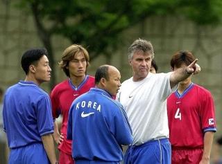 U22 Việt Nam chốt lịch giao hữu Trung Quốc của Guus Hiddink