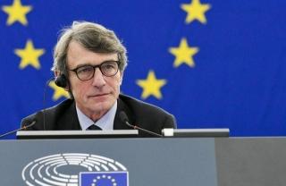 Ông David Maria Sassoli được bầu làm Chủ tịch Nghị viện châu Âu