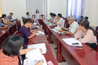 Khảo sát tình hình hoạt động của HĐND phường, xã trên địa bàn
