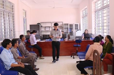 Tân Châu: Không bố trí làm việc ngày thứ Bảy hàng tuần