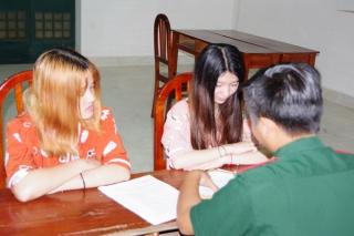 Bắt đối tượng đưa trẻ em Trung Quốc xuất cảnh trái phép sang Campuchia