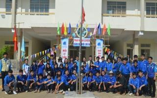 Hoà Thành: Khai mạc hội trại huấn luyện cán bộ Hội LHTN
