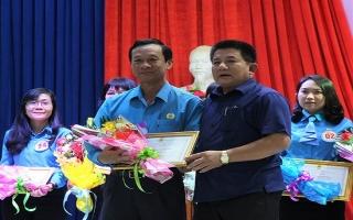 Hội thi Chủ tịch công đoàn cơ sở giỏi cấp tỉnh năm 2019