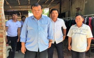 Phát hiện ổ dịch tả heo Châu Phi đầu tiên tại Tây Ninh