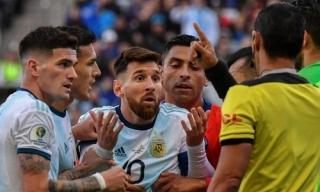 Messi có thể bị cấm thi đấu hai năm cho Argentina