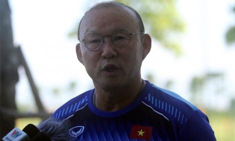 Thầy Park sợ CĐV Việt Nam hiểu nhầm chuyện lương bổng