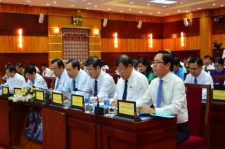 Khai mạc kỳ họp thứ 12, HĐND tỉnh Tây Ninh khóa IX