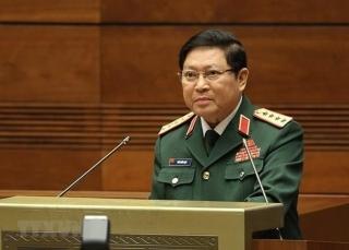 Việt Nam dự hội nghị bộ trưởng quốc phòng các nước ASEAN lần 13