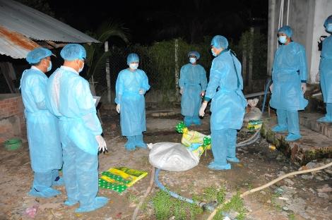 Châu Thành: Lại có thêm hộ phát hiện heo chết