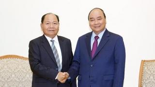 Việt Nam sẵn sàng giúp Lào về nội vụ