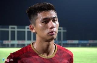 Tân binh U23 Việt Nam: 'Thầy Park chưa thể hiểu hết các cầu thủ'