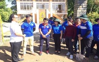Sôi nổi các hoạt động Mùa hè xanh ở Tây Ninh