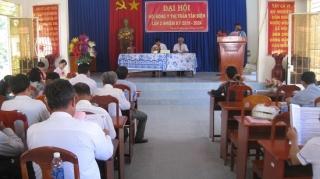Đại hội Hội Đông y thị trấn Tân Biên