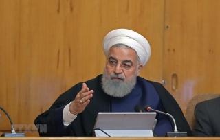 Tổng thống Iran Rouhani nêu các điều kiện đàm phán với Mỹ