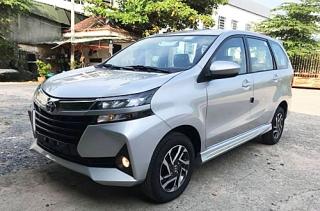 Toyota Avanza 2019 về Việt Nam, cạnh tranh Mitsubishi Xpander