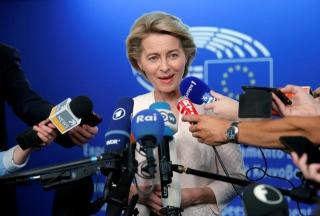 Bà Ursula von der Leyen được bầu làm nữ Chủ tịch Ủy ban châu Âu