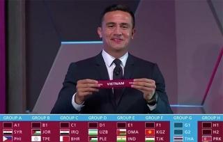 Việt Nam chung bảng Thái Lan ở vòng loại World Cup 2022