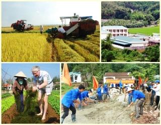 Chương trình xây dựng nông thôn mới giai đoạn 2010-2020 hoàn thành sớm 1 năm