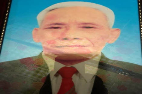 Tin buồn đồng chí Nguyễn Minh Trắng