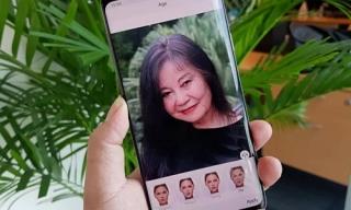 Nghi ngại ứng dụng 'biến' trẻ thành già thu thập dữ liệu cá nhân
