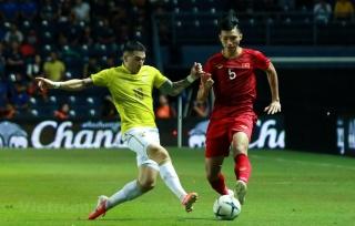 FIFA đánh giá bảng đấu của đội tuyển Việt Nam sẽ 'rất thú vị'