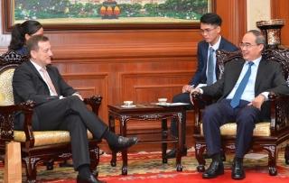 Thúc đẩy quan hệ Việt Nam - Pháp trên nhiều lĩnh vực