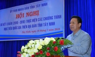 Hướng đến mục tiêu năm 2020 toàn tỉnh không còn hộ nghèo trung ương
