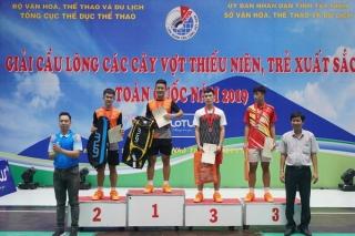 Bắc Giang đạt giải nhất toàn đoàn