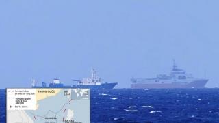 Đề nghị Trung Quốc tôn trọng quyền, lợi ích hợp pháp, chính đáng của VN trên biển